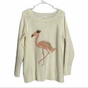 LC LAUREN CONRAD woman's sweater size Medium